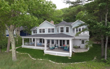 harbor springs remodeled home